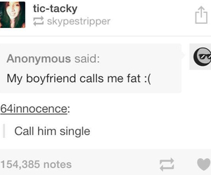 boyfriend, funny, and tumblr image