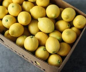 fresh, lemon, and sweet image