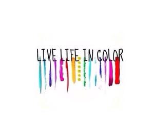 color, happy, and life image