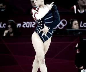 champion, gymnast, and gymnastics image