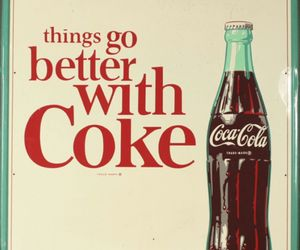 advertisement, better, and coke image