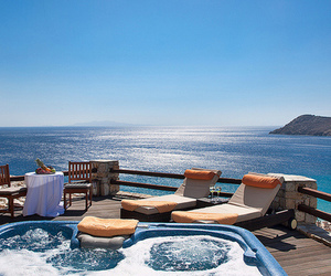 luxury, relax, and water image
