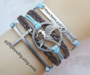 cross, friendship gift, and hipster jewelry image