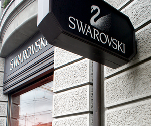 Swarovski, fashion, and classy image