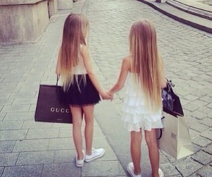 little girls, sweet, and cute image