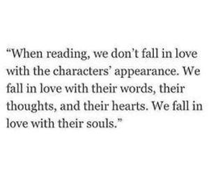 books, read, and fall in love image