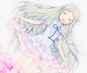 anime, menma, and anohana image