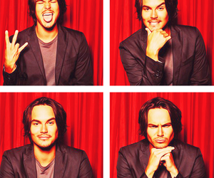 tyler blackburn, pll, and caleb rivers image