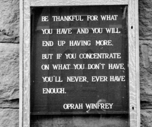 quote, oprah, and life image