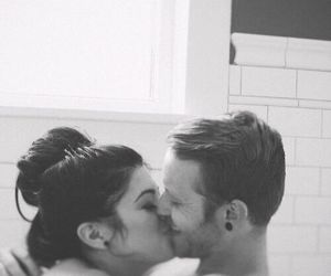 beautiful, shower, and love image