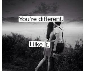 love, different, and Relationship image