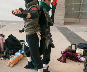 cosplay, kakashi, and naruto image