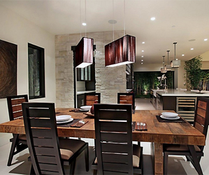chairs, design, and dining room image