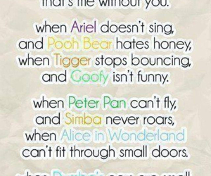 love, disney, and quotes image