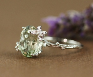 pretty, ring, and vintage image