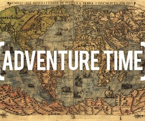 wallpaper, world, and adventure time image