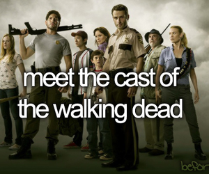 before i die and the walking dead image