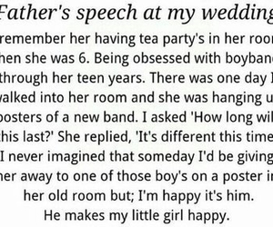 one direction, wedding, and father image