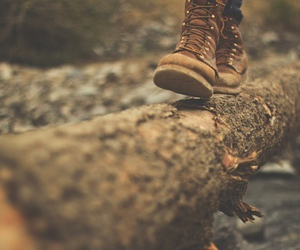 beautiful, boots, and fall image