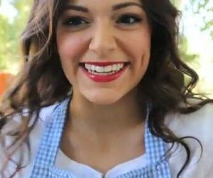 smile, macbarbie07, and bethany mota image