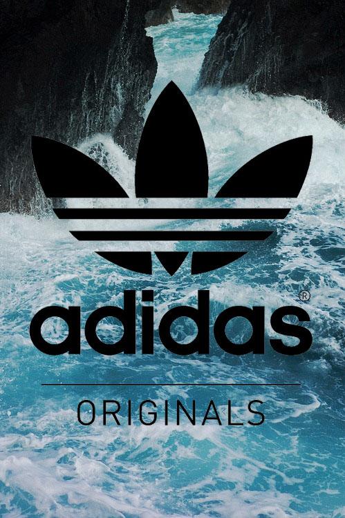 oferować rabaty najnowszy projekt uważaj na adidas logo su Tumblr discovered by Loverdose †