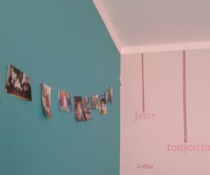bedroom, WITH, and photos image
