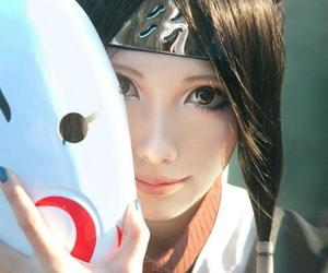 cosplay, naruto, and haku image