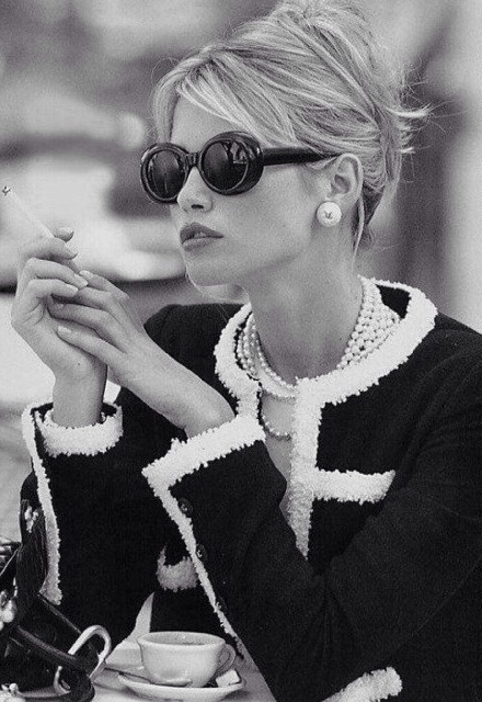 fashion, chanel, and classy image