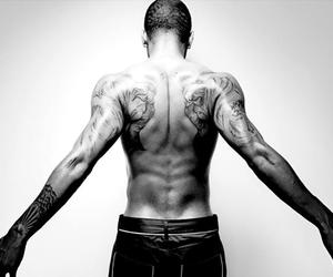 boy, girl, and tattoo image