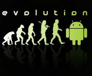android, society, and evolution image