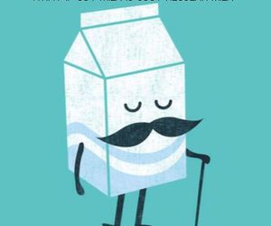 :D, funny, and moustache image