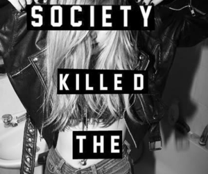 society, teenager, and killed image