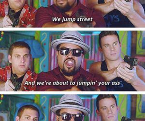 ice cube, channing tatum, and funny image