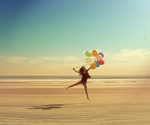ballons, balloons, and fly image