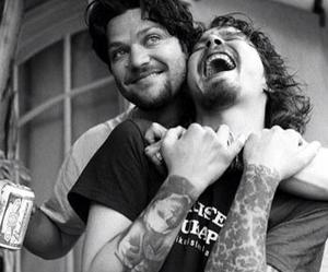 bam margera, ville valo, and him image