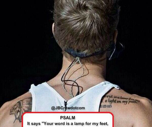 24, believe, and tattos image