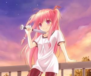 anime, anime girl, and girl image