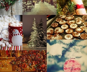 christmas, backgrounds, and christmasbackgrounds image