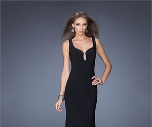 cocktail, formal, and women's fashion image