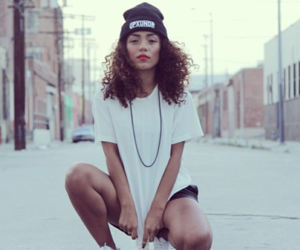 style, beanie, and swag image