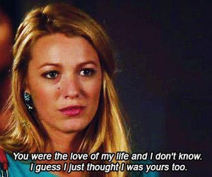 gossip girl, love, and blake lively image