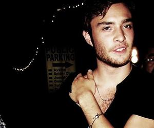 ed westwick, Hot, and chuck bass image