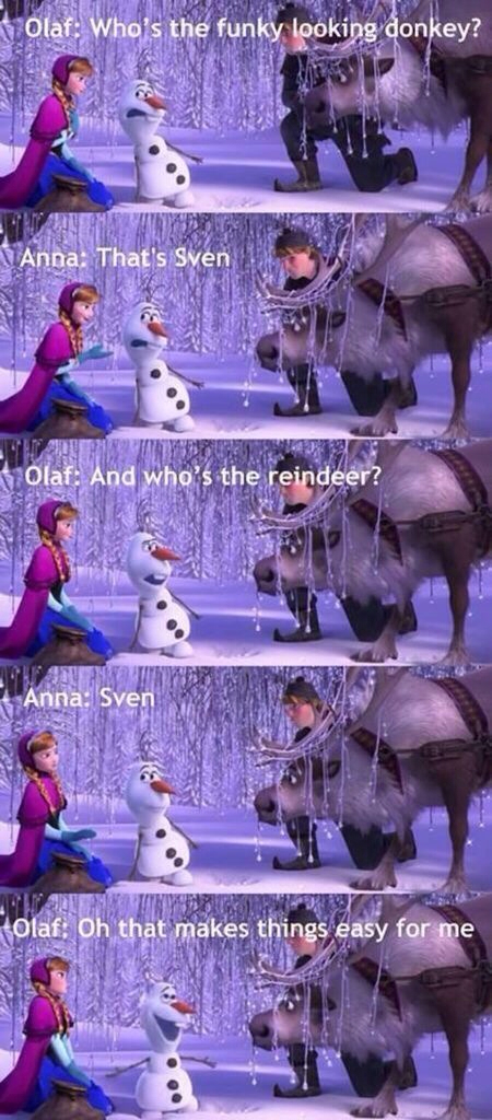 funny, anna, and disney image