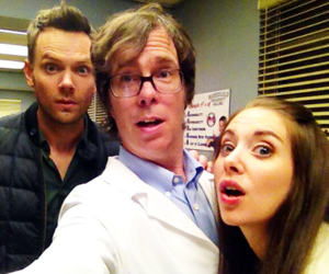 annie, ben folds, and community image