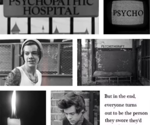 Psycho, harry edit, and Harry Styles image