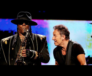 bruce springsteen and clarence clemons image