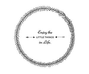 enjoy, inspiration, and little things image
