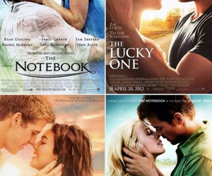 nicholas sparks, the notebook, and safe haven image