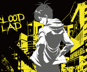 blood lad and staz blood image
