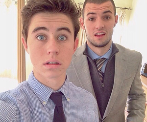 nash grier, brothers, and will grier image